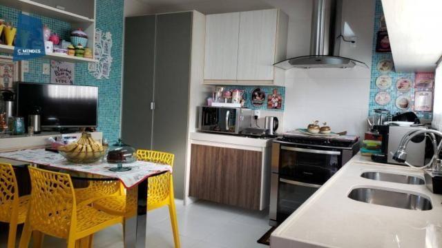 Casa no Alphaville Fortaleza com 4 dormitórios à venda, 310 m² por R$ 1.800.000 - Cararu - - Foto 3