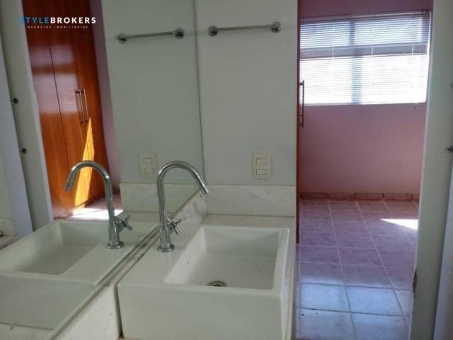 Apartamento no Edifício Ana Vitória com 4 dormitórios à venda, 225 m² por R$ 750.000 - Jar - Foto 8