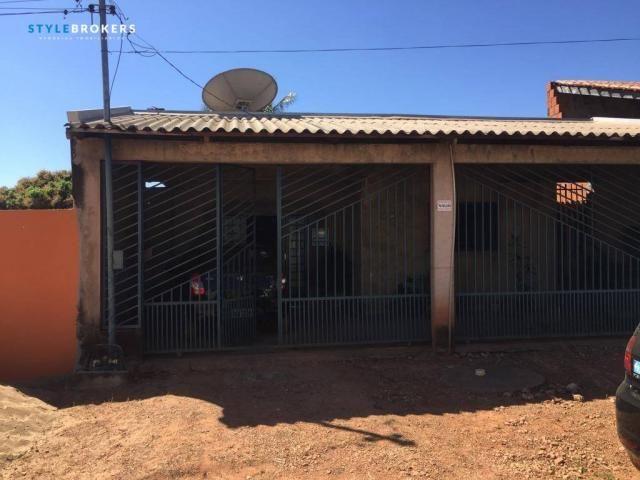 Casa com 2 dormitórios à venda, 102 m² por R$ 160.000,00 - Parque Cuiabá - Cuiabá/MT - Foto 19