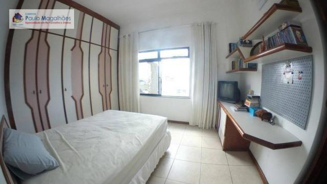 Cobertura com 4 dormitórios 3 suítes  vista a mar nascente à venda, 575m² total m² Rio Ver - Foto 15