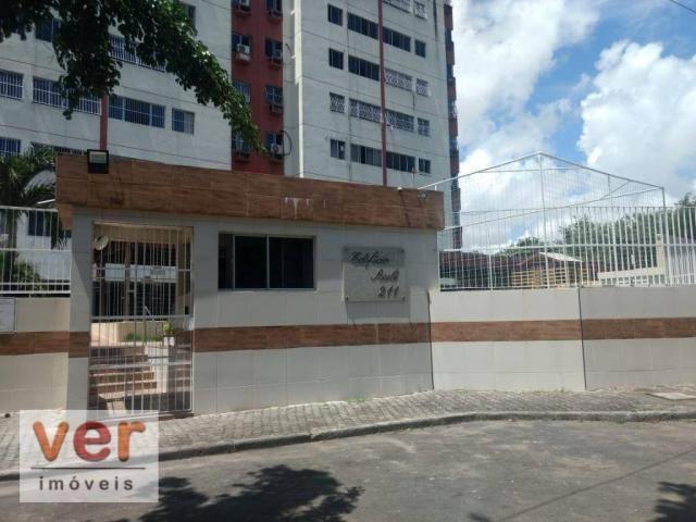 Apartamento à venda, 73 m² por R$ 250.000,00 - São Gerardo - Fortaleza/CE