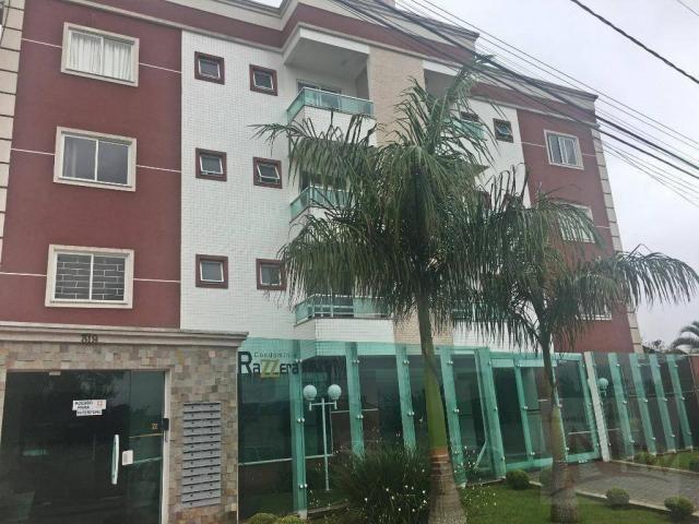 Apartamento 03 quartos sendo 01 suíte no Bom Jesus, São José dos Pinhais - Foto 2