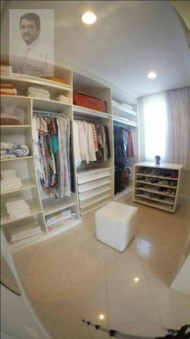 Casa em condomínio fechado com 4 dormitórios à venda, 263 m² por R$ 850.000 - Patamares -  - Foto 19