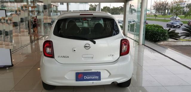 Nissan March sL = Financiamento na hora - Foto 6