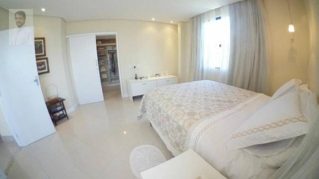 Casa em condomínio fechado com 4 dormitórios à venda, 263 m² por R$ 850.000 - Patamares -  - Foto 18