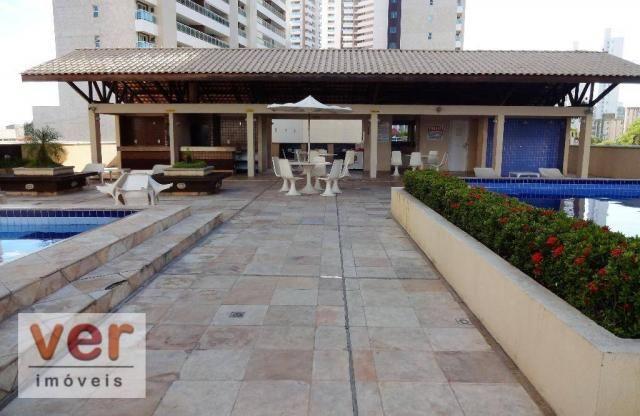 Apartamento à venda, 68 m² por R$ 350.000,00 - Cocó - Fortaleza/CE - Foto 14