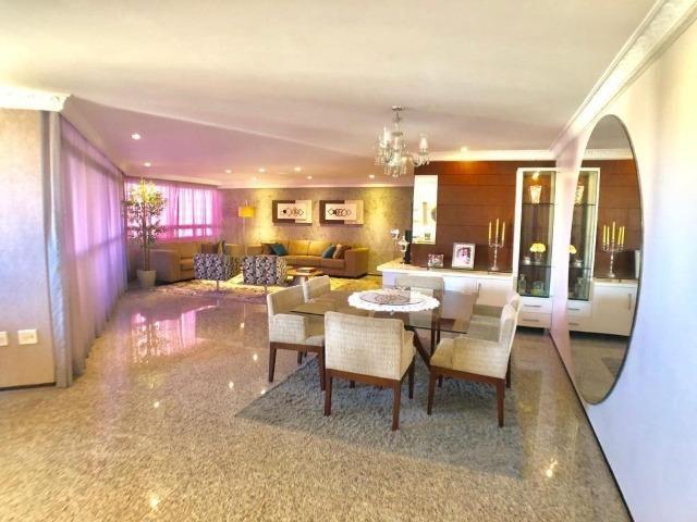 Apartamento no Guararapes com 192m / 3 suítes / 3 vagas / nascente - Foto 6
