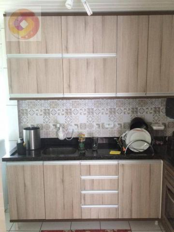 Apartamento com 2 dormitórios à venda, 39 m² por R$ 130.000 - Cidade Industrial - Curitiba - Foto 7
