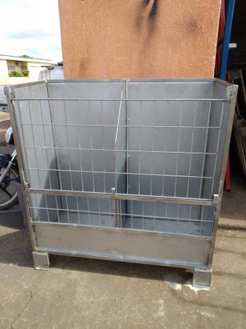 Container Inox