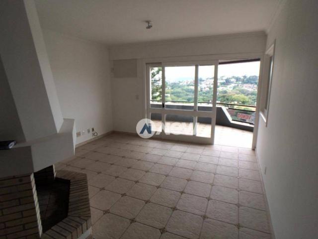 Apartamento com 3 dormitórios à venda, 162 m² por r$ 660.000 - centro - novo hamburgo/rs - Foto 15