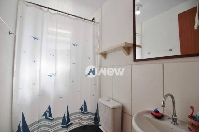 Apartamento com 2 dormitórios à venda, 42 m² por r$ 159.600 - operário - novo hamburgo/rs - Foto 8