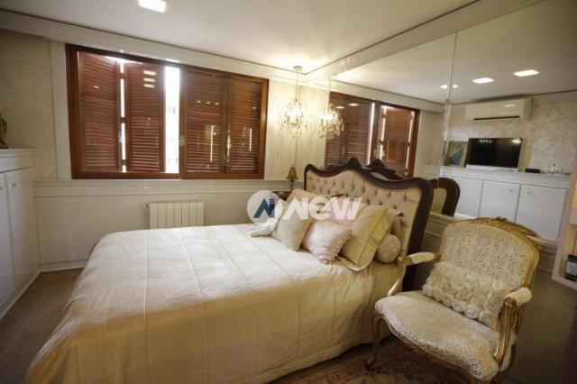 Apartamento com 3 dormitórios à venda, 292 m² por r$ 2.300.000 - centro - novo hamburgo/rs - Foto 20