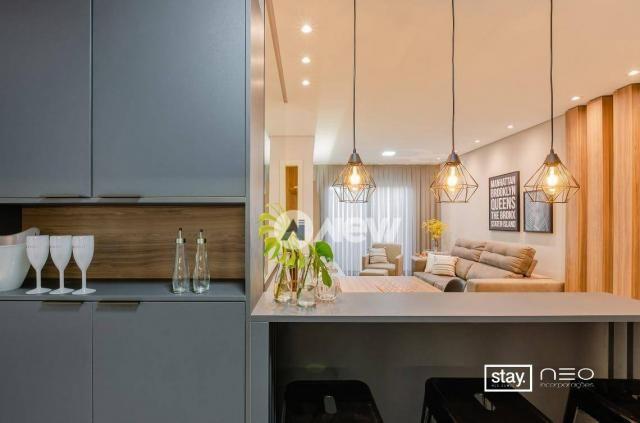 Apartamento à venda, 69 m² por r$ 363.500,00 - rio branco - novo hamburgo/rs - Foto 6