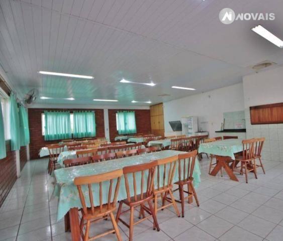 Apartamento com 2 dormitórios à venda, 41 m² por r$ 135.000 - canudos - novo hamburgo/rs - Foto 11