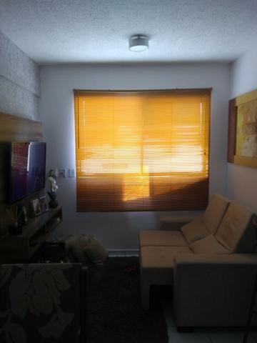 Vendo lindo apartamento 2/4 ecopark com ótima área de lazer - Foto 5