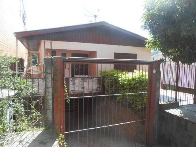 Casa residencial à venda, são jorge, novo hamburgo - ca0210.