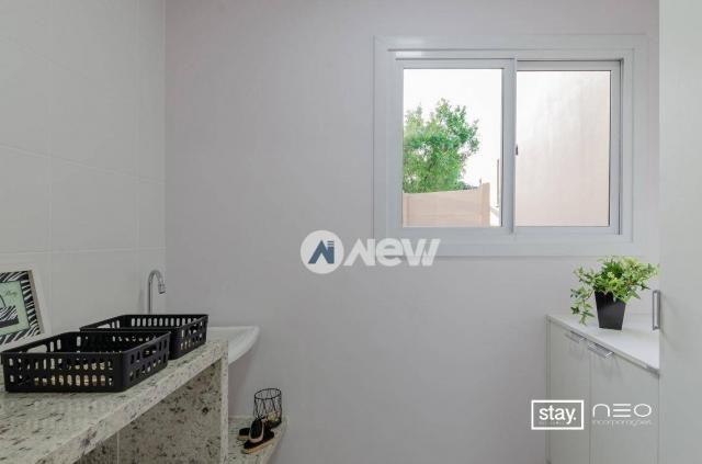 Apartamento à venda, 69 m² por r$ 363.500,00 - rio branco - novo hamburgo/rs - Foto 8