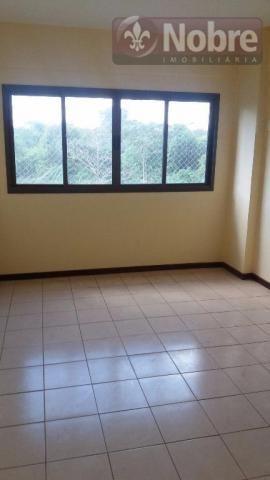 Apartamento com 3 dormitórios para alugar, 112 m² por r$ 1.405,00/mês - plano diretor sul  - Foto 8