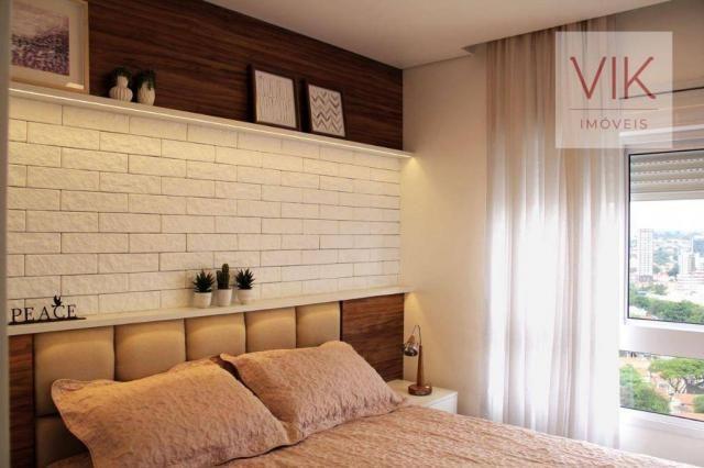 Apartamento à venda, 67 m² por R$ 880.000,00 - Taquaral - Campinas/SP - Foto 7