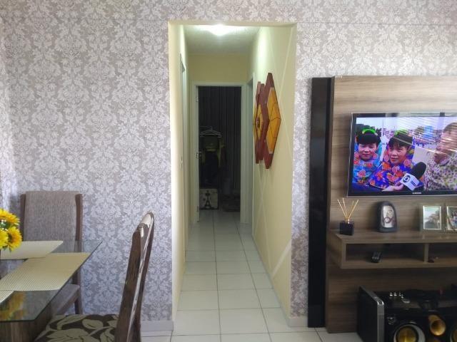 Vendo lindo apartamento 2/4 ecopark com ótima área de lazer