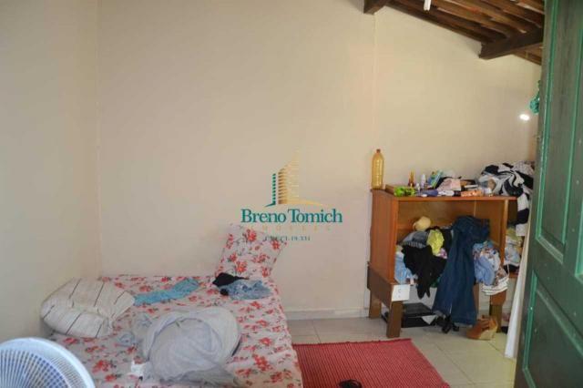Casa com 3 dormitórios à venda, 91 m² por R$ 180.000 - Centro - Santa Cruz Cabrália/BA - Foto 6