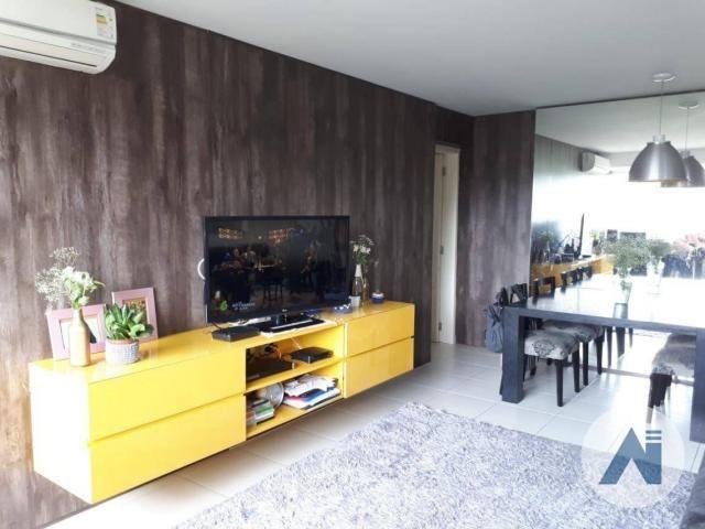 Apartamento com 2 dormitórios à venda, 94 m² por r$ 370.000