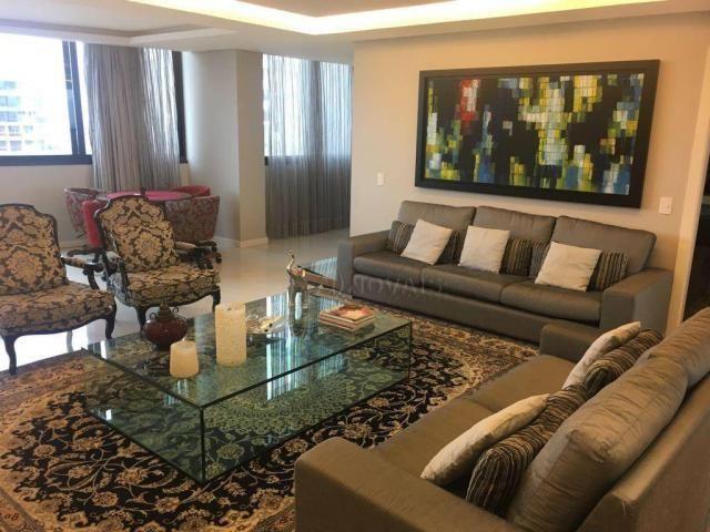 Apartamento com 3 dormitórios à venda, 243 m² por r$ 2.150.000 - hamburgo velho - novo ham - Foto 8