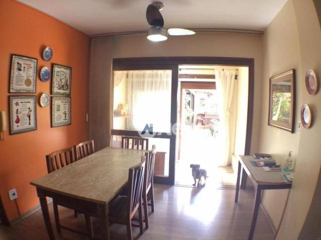 Apartamento com 3 dormitórios à venda, 203 m² por r$ 650.000 - vila rosa - novo hamburgo/r - Foto 9
