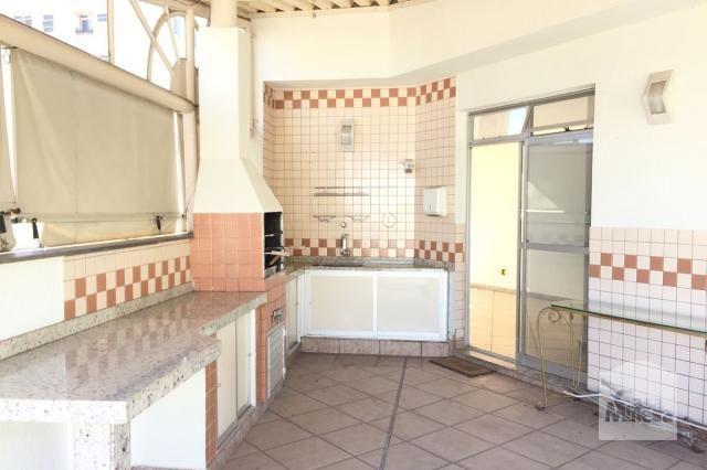 Apartamento à venda com 4 dormitórios em Grajaú, Belo horizonte cod:249511 - Foto 18