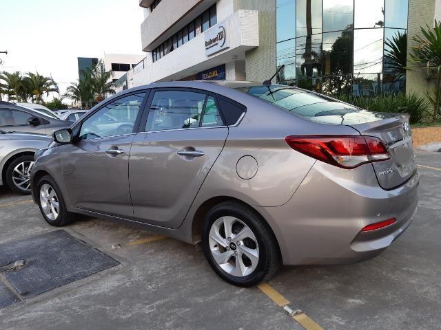 Hyundai Hb-20 S Premium 1.6 Automático 2018 Único Dono Novo