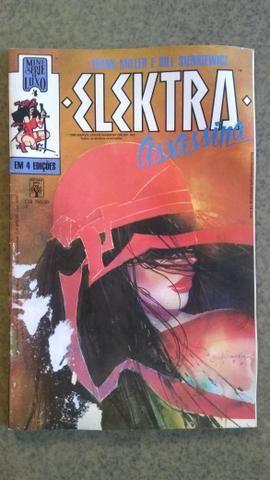 Elektra Assassina - Mini Série 4 Edições + Encadernada - Foto 4
