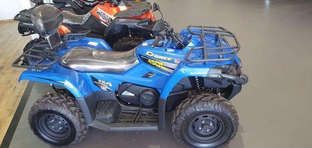 Quadriciclo cforce 450L - Foto 4