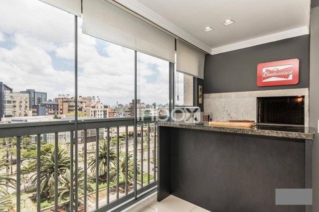 Magnífico apartamento com 2 dormitórios para alugar, 86 m² por R$ 4.800/mês - Três Figueir - Foto 11