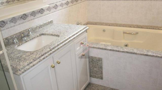 Apartamento com 4 dormitórios para alugar, 192 m² por R$ 3.300,00/mês - Edifício Maison Cl - Foto 9