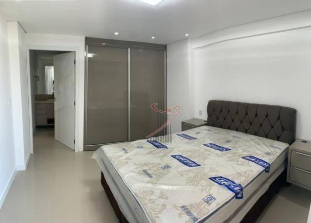 Apartamento com 1 dormitório para alugar, 50 m² por R$ 2.500,00/mês - Edifício Riverside - - Foto 12
