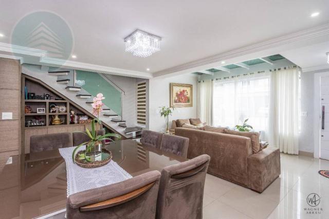 Casa à venda, 242 m² por R$ 850.000,00 - Fazendinha - Curitiba/PR - Foto 3