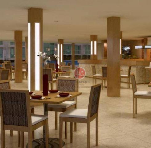 Apartamento com 3 dormitórios à venda, 87 m² por R$ 430.000,00 - Porto das Dunas - Eusébio - Foto 18