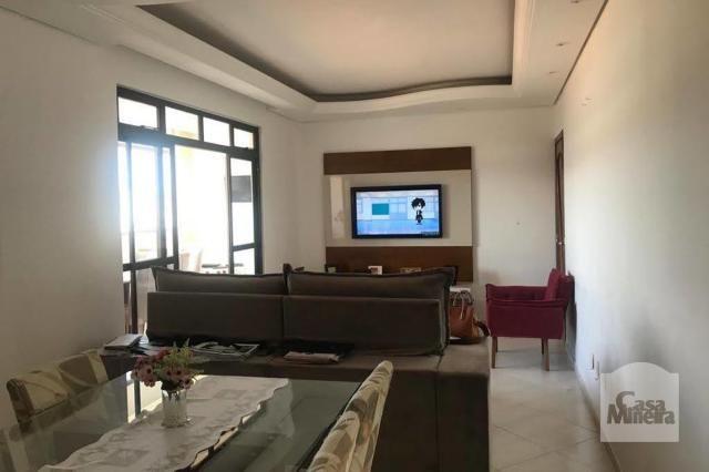 Apartamento à venda com 3 dormitórios em Alto caiçaras, Belo horizonte cod:269921