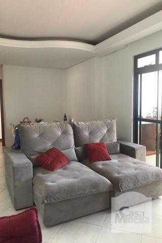 Apartamento à venda com 3 dormitórios em Alto caiçaras, Belo horizonte cod:269921 - Foto 3