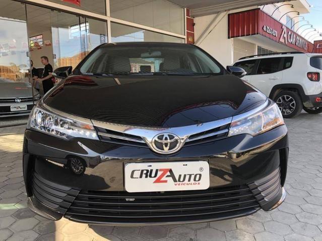 Toyota Corolla GLi Upper 1.8 Flex Automático 2018 (Lindo!) Veja as Fotos! - Foto 3
