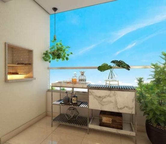 Spazio Montecarlo - Apartamento de 2 quartos na Região do Jardim América, Maringá - PR - I - Foto 4