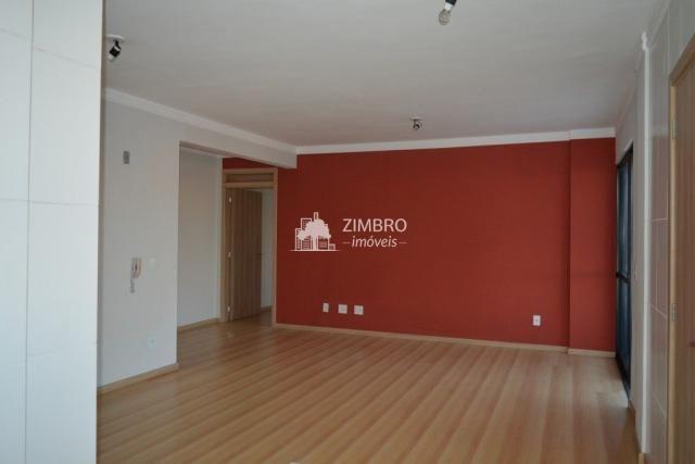 Apartamento para alugar 03 Dormitórios em Santa Maria com Suite Elev Sacada Churrasqueira  - Foto 2
