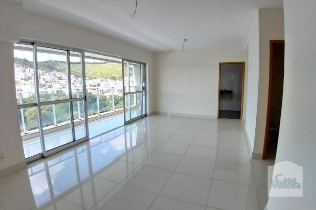 Apartamento à venda com 3 dormitórios em Paquetá, Belo horizonte cod:273812 - Foto 2