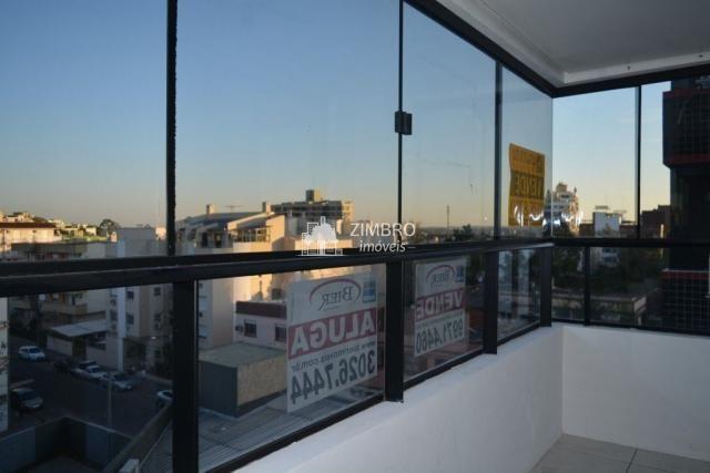 Apartamento para alugar 03 Dormitórios em Santa Maria com Suite Elev Sacada Churrasqueira  - Foto 4