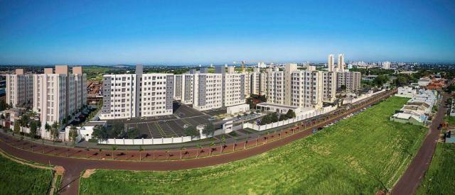 Spazio Montecarlo - Apartamento de 2 quartos na Região do Jardim América, Maringá - PR - I - Foto 13