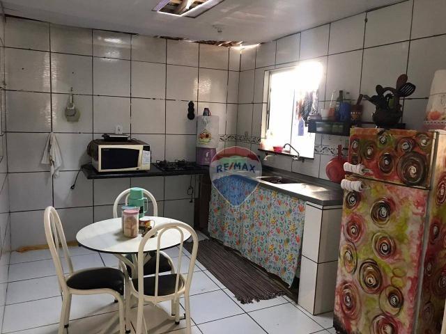 Casa com 2 dormitórios à venda, 160 m² por R$ 170.000 - Condomínio Floriano Medeiros - Mag - Foto 9