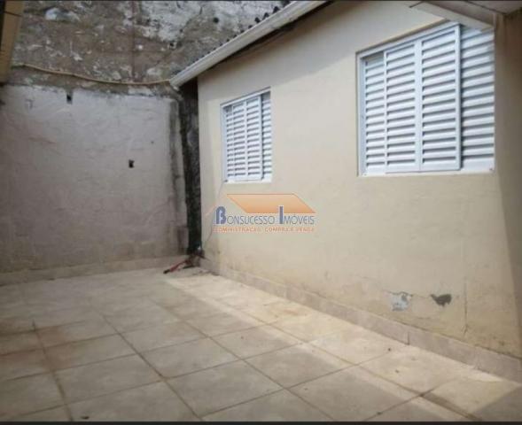 Casa à venda com 3 dormitórios em Caiçara, Belo horizonte cod:43946 - Foto 12