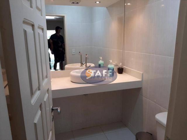 Casa com 8 dormitórios à venda, 474 m² por R$ 1.200.000,00 - Campo Redondo - São Pedro da  - Foto 17