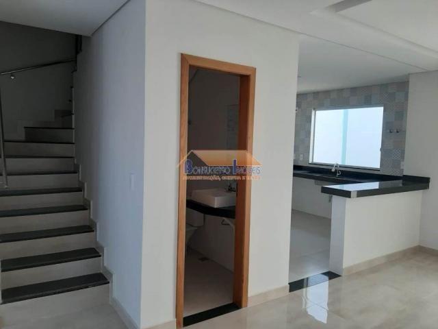 Casa à venda com 3 dormitórios em Itapoã, Belo horizonte cod:44114 - Foto 2
