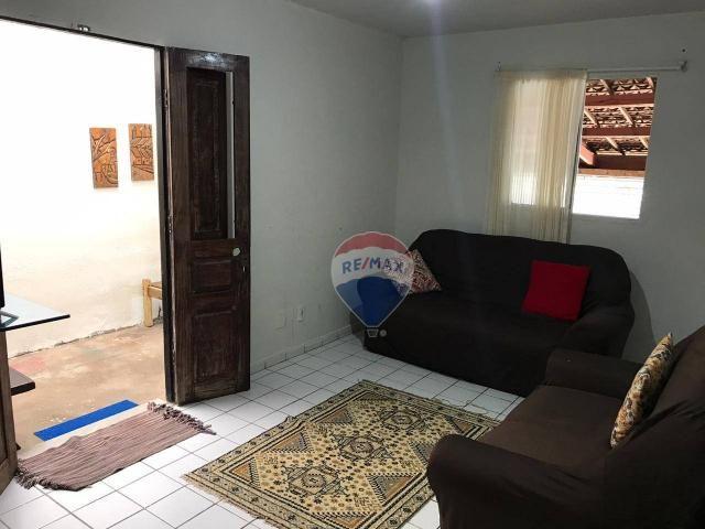 Casa com 2 dormitórios à venda, 160 m² por R$ 170.000 - Condomínio Floriano Medeiros - Mag - Foto 4